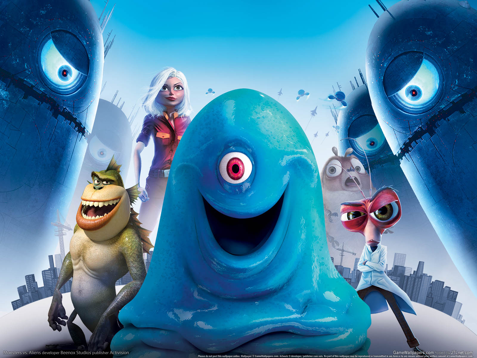 Monsters vs aliens porn pics hentai scenes