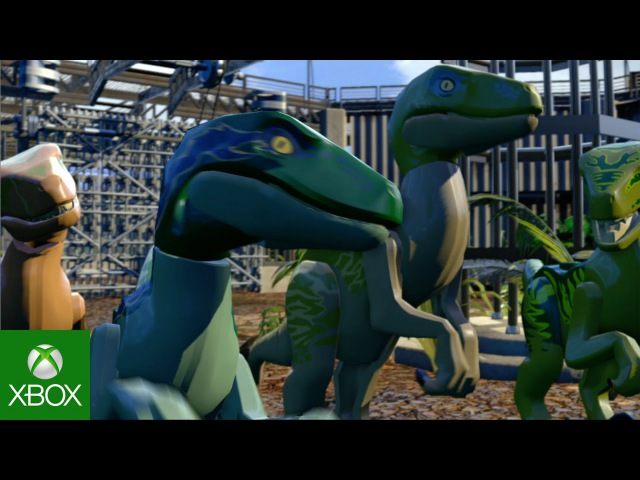 LEGO Jurassic World Download - Freewarede