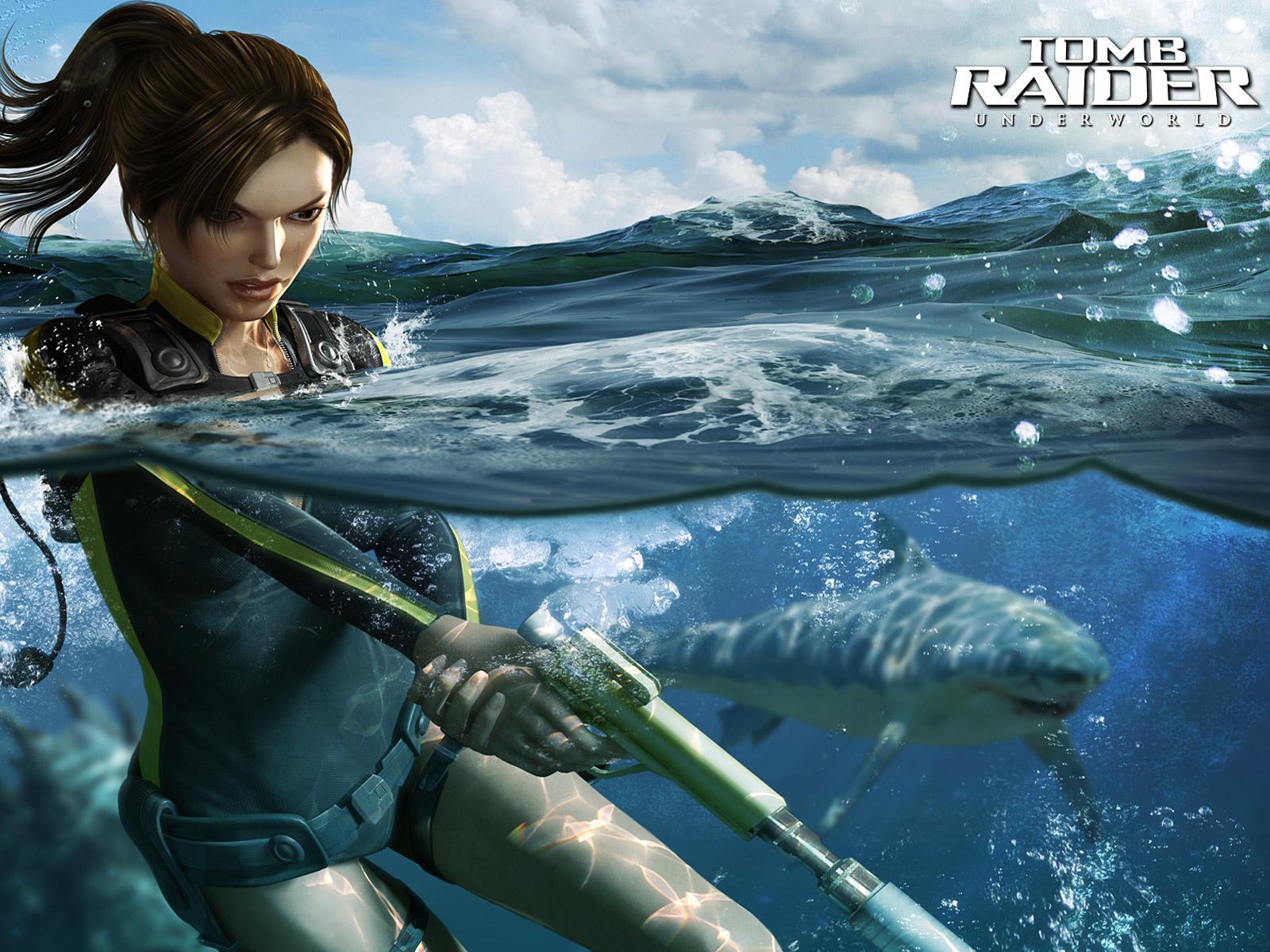 Lara croft underworld hentai pic