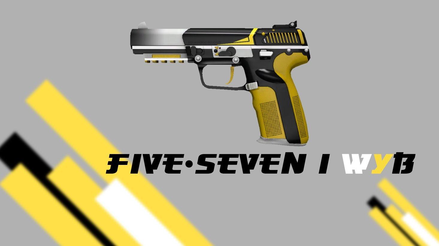 Five seven cs go skins статистика cs go команд