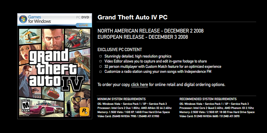 Download Do Gta Iv Pc Demo