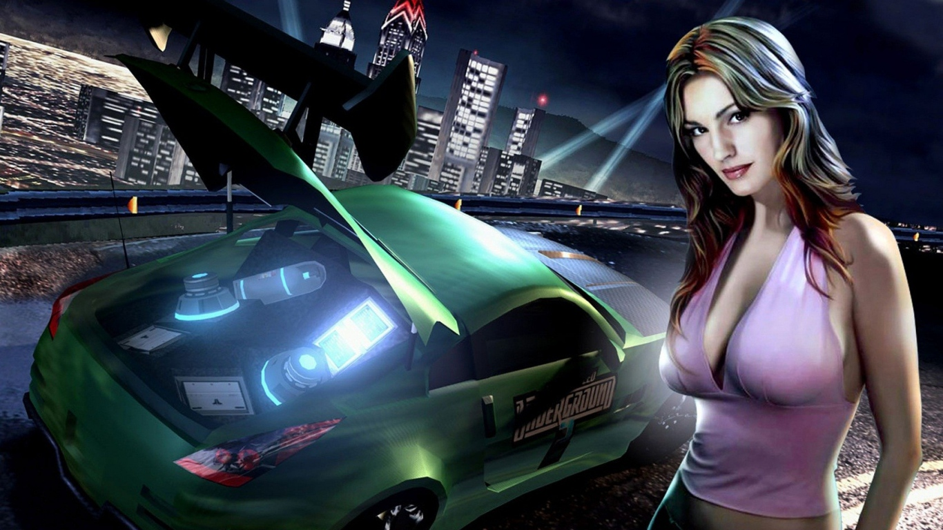 Nfs girl fucking hentai pictures