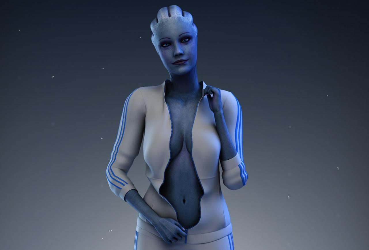 Alien nackt 3d porno pic