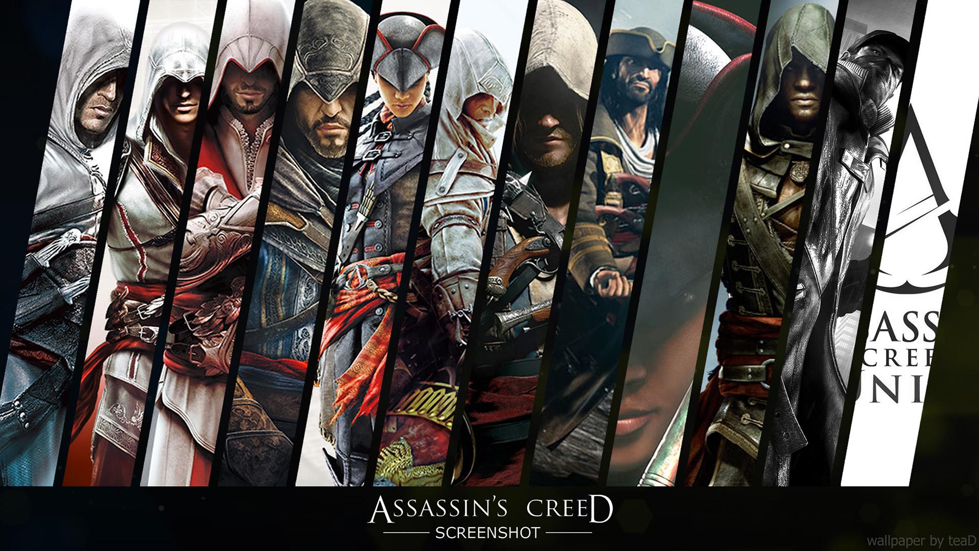Uncensored scenes in assassin's creed brotherhood erotic image