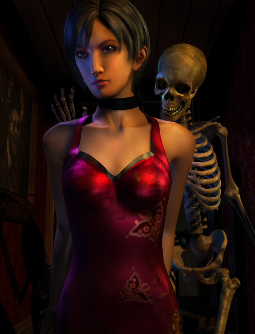 Naked ada wong monster fucked fucked scenes