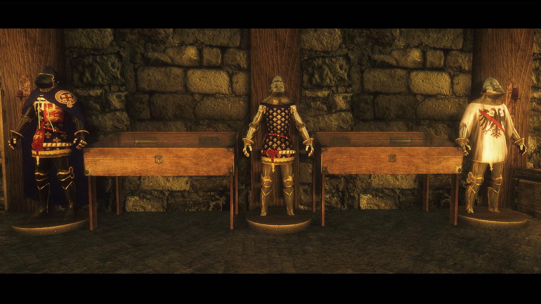 Скачать мод на скайрим на рыцаря