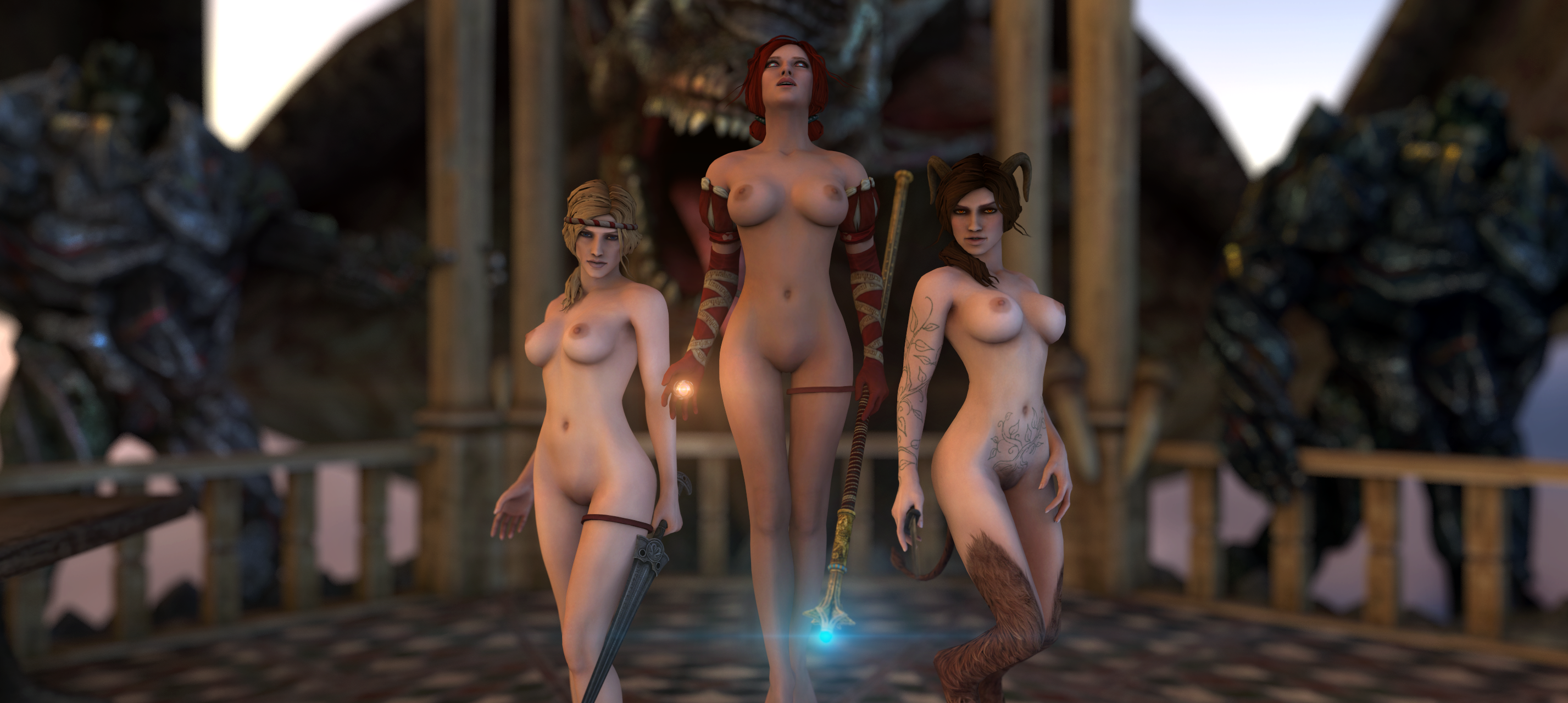 Witcher 2 naked mod sex movies