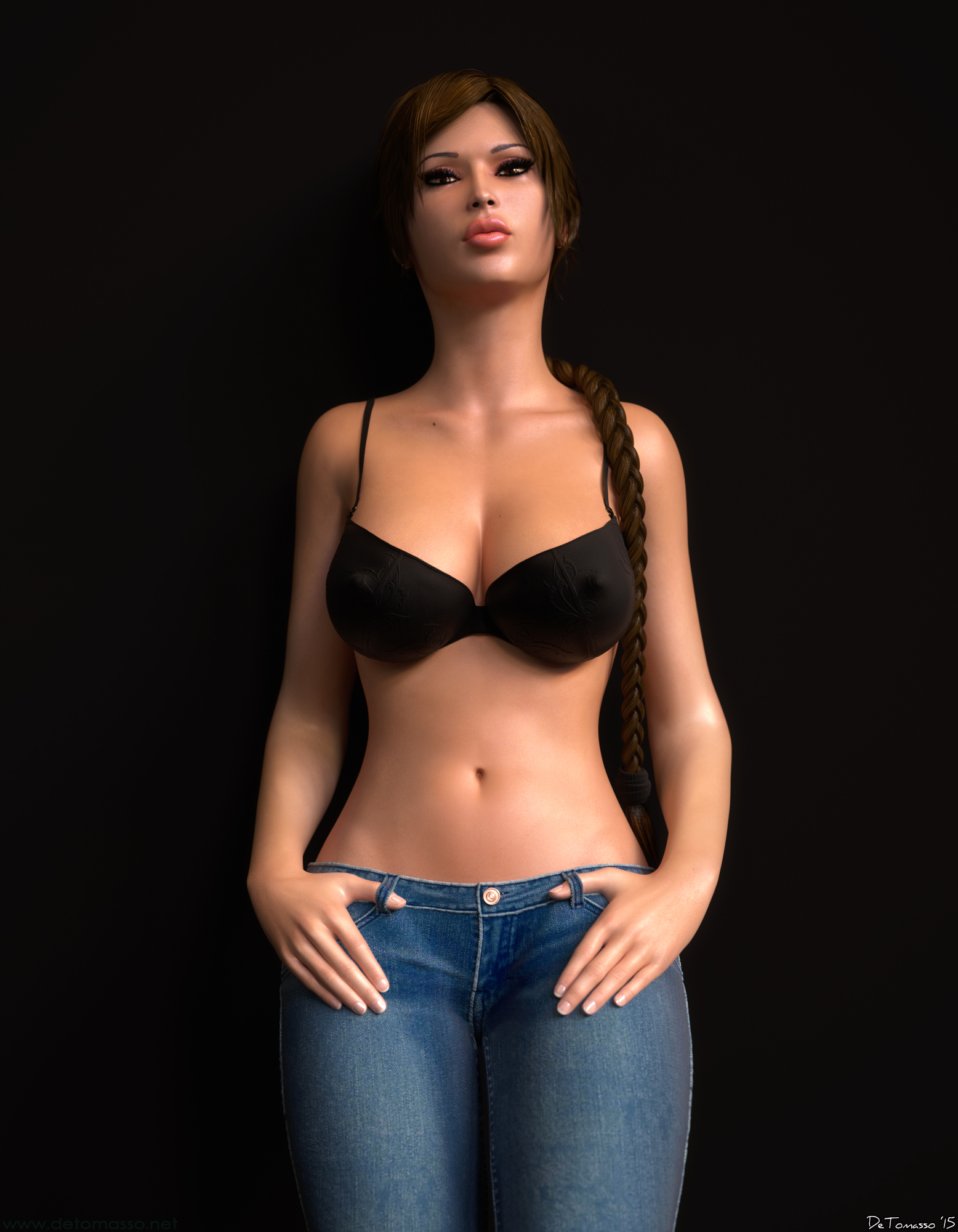 3d lara croft lingerie pornos images