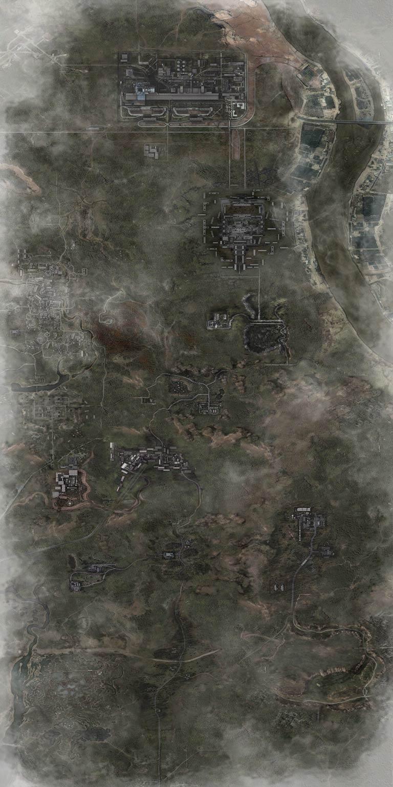 Как сделать локацию для сталкер 65