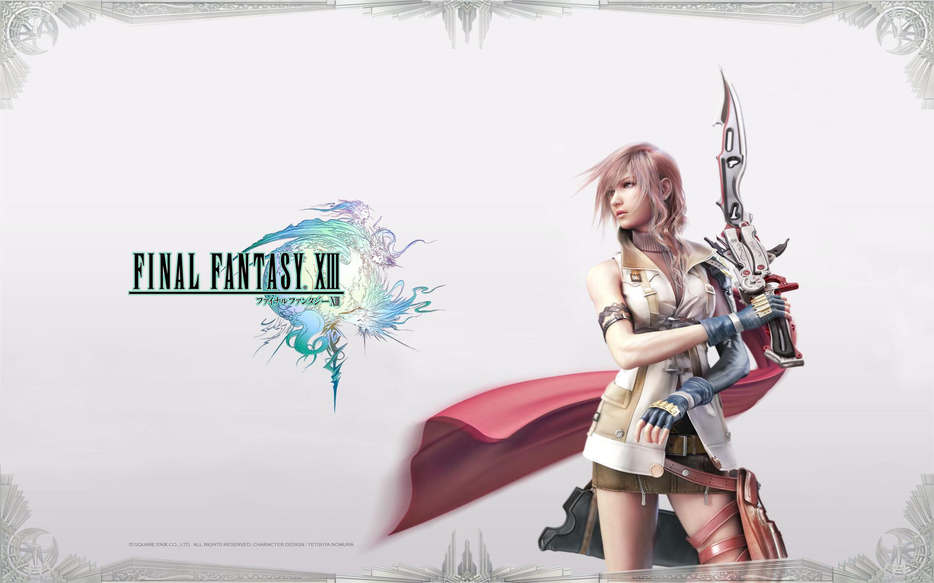 FinalFantasych  FF 13 Lightning Returns  screenshots