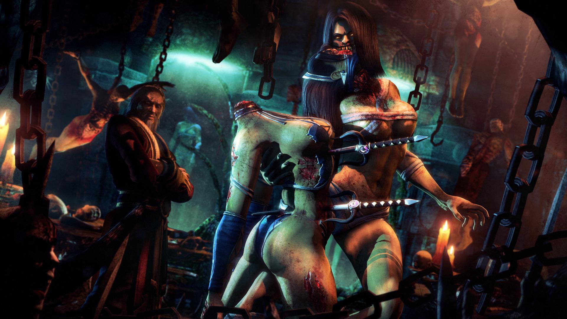 Mortal kombat bloody porn pics sex photo