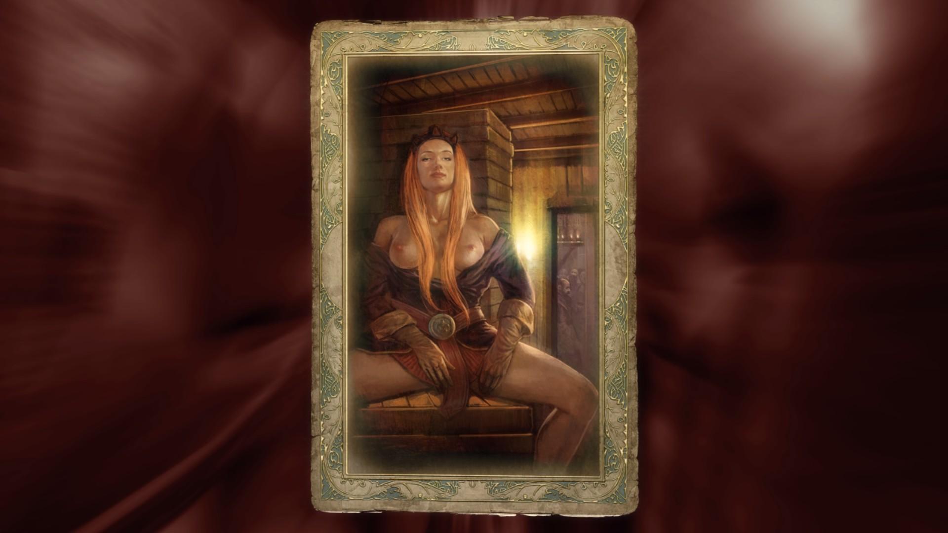 Witcher nude art xxx tube