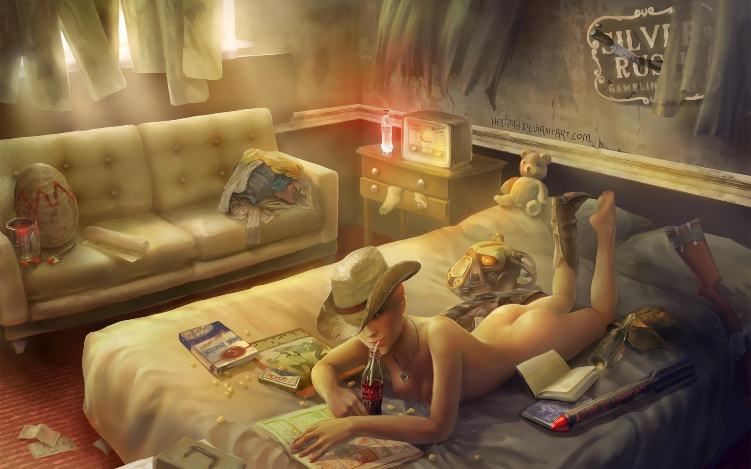 Эротические фото fallout 3 фотография