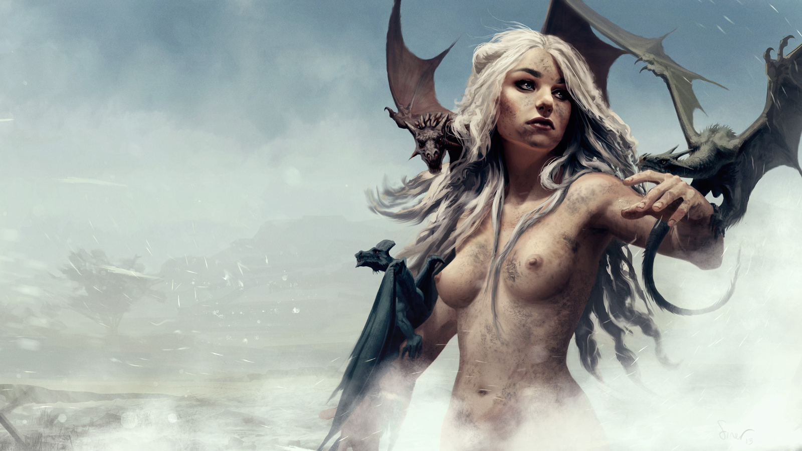 Nude dragon wallpaper adult photos
