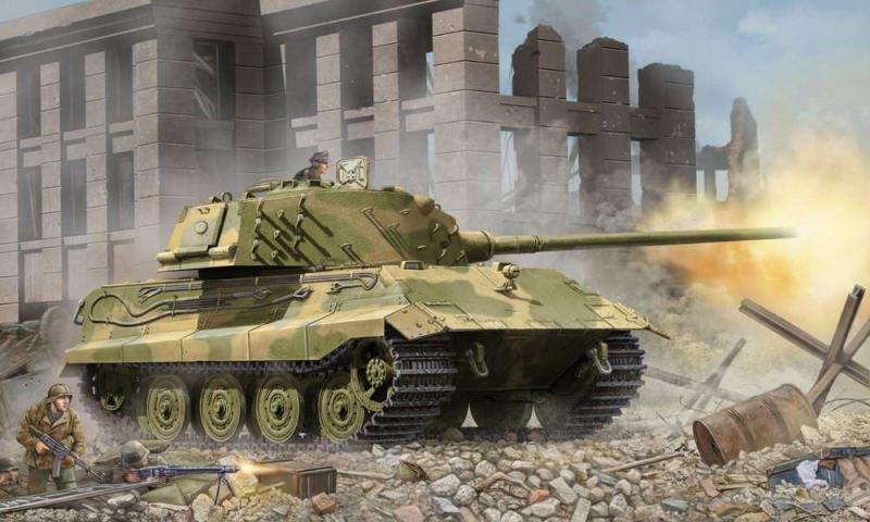 E75 tank http://kswong8dblogspotcom/2011/07/german-e75-panther-75 wwwpic2flycom
