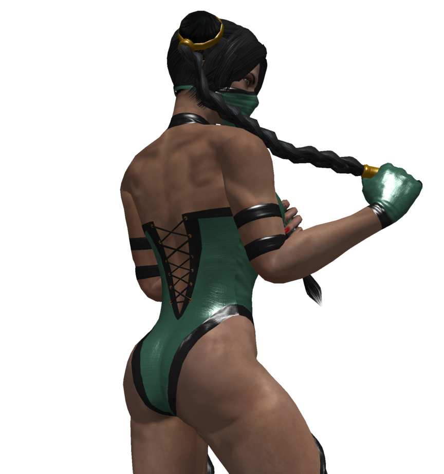 Pics of jade in mortal kombat 9  exploited photo
