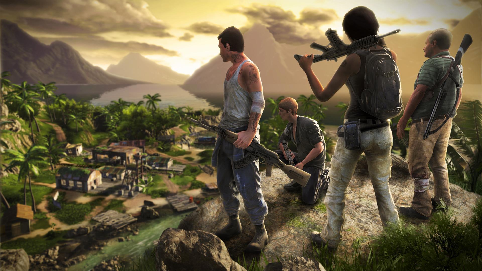 Скриншоты Far Cry 3 2012 - Галерея
