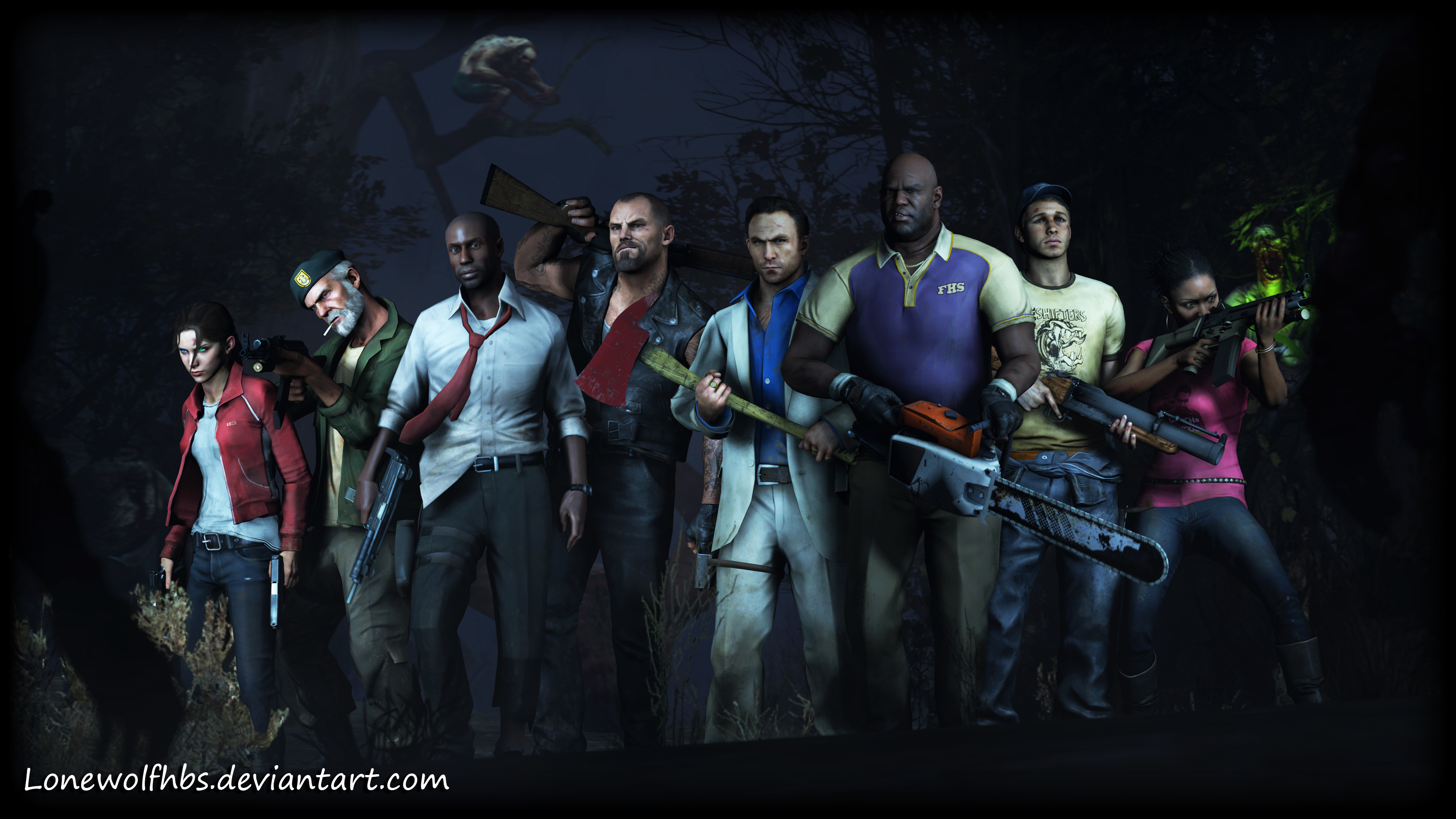 Left 4 dead sexy image