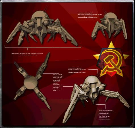 Soviet Terrordrone