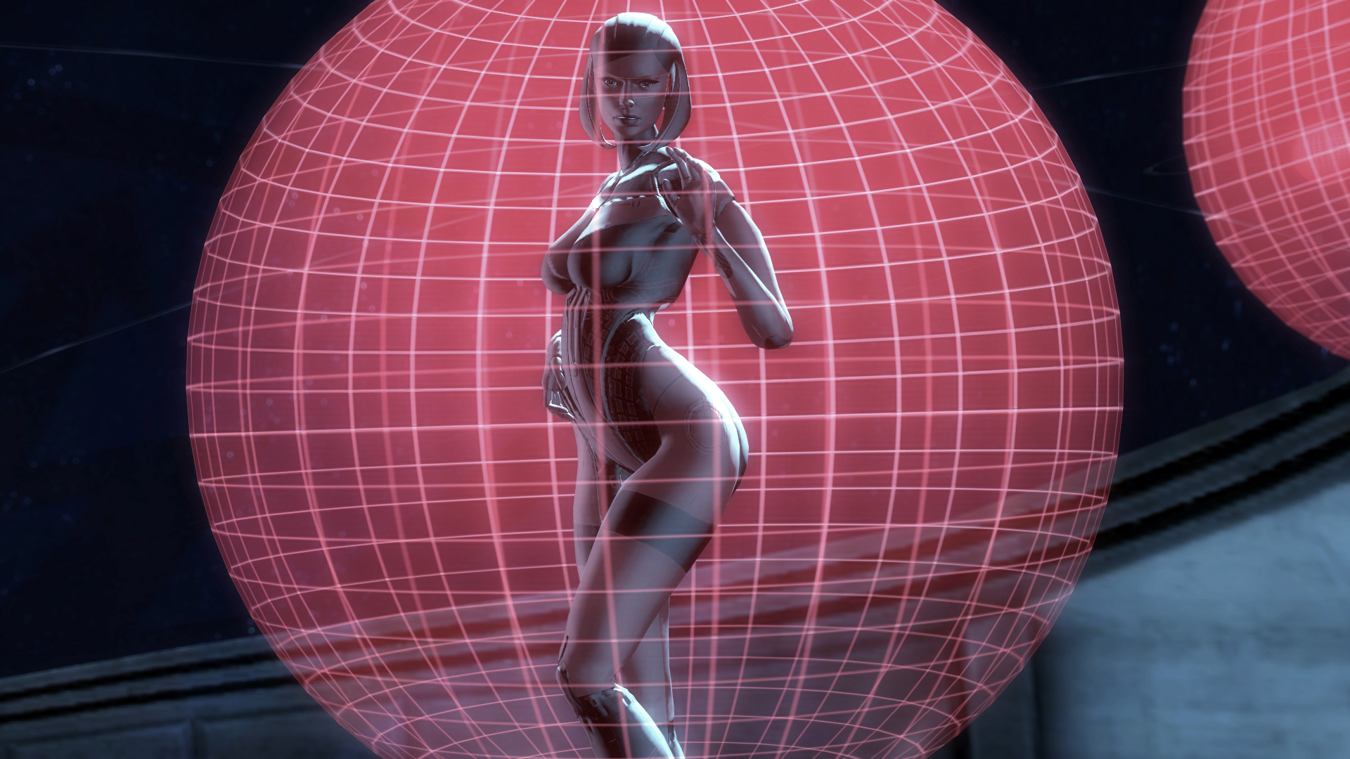 Mass effect naked female porn sex scenes