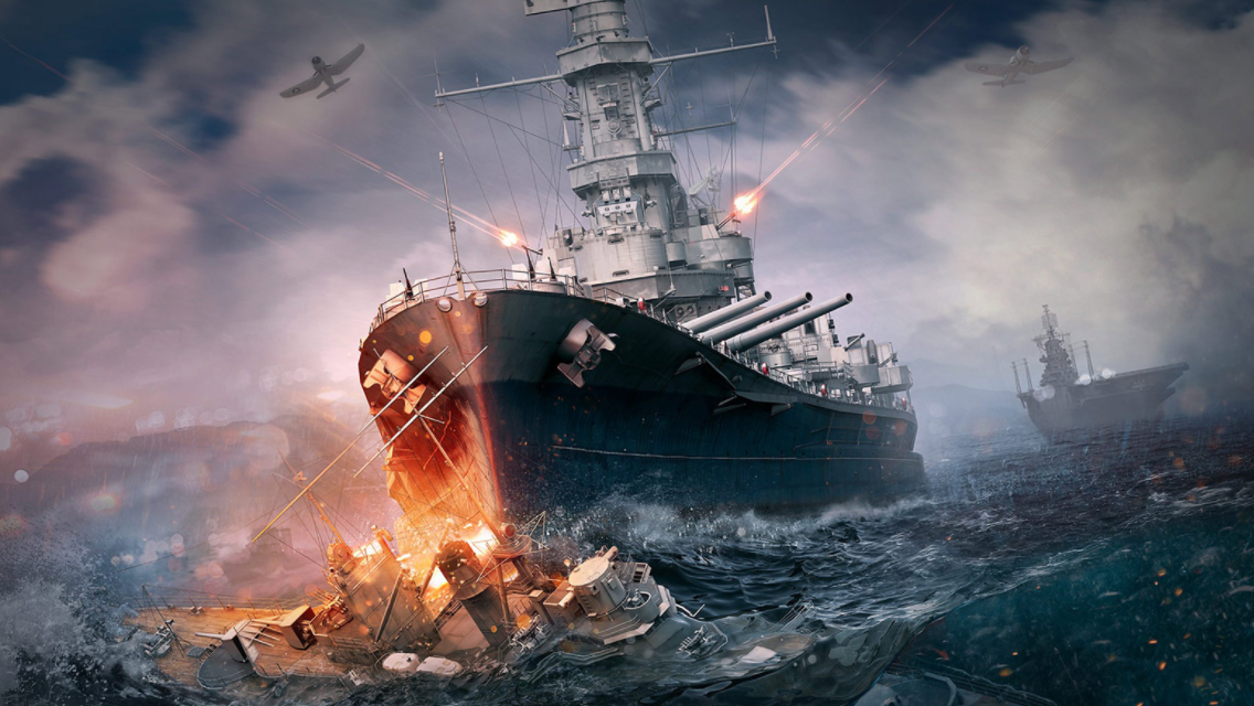 Моды World of Warships