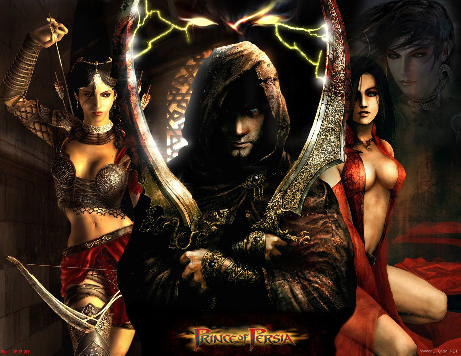Prince of persia warrior within kaliena sex  nude tube