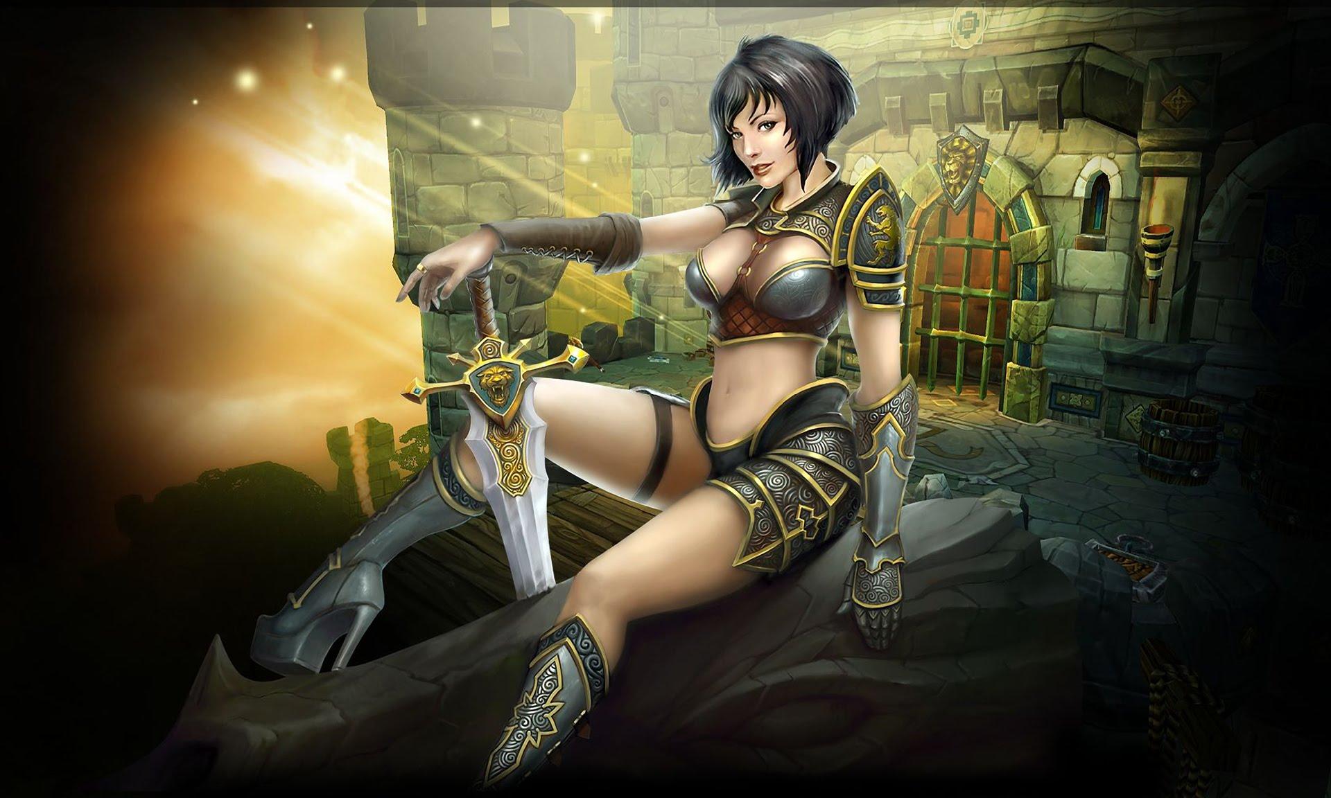 Warcraft erotic anthology exploited movie