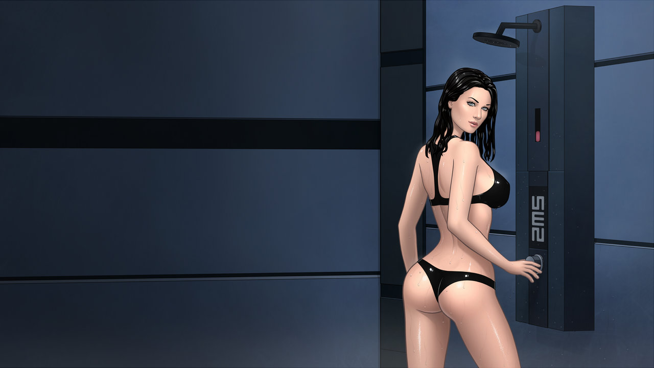 Mass effect miranda nackt naked photo