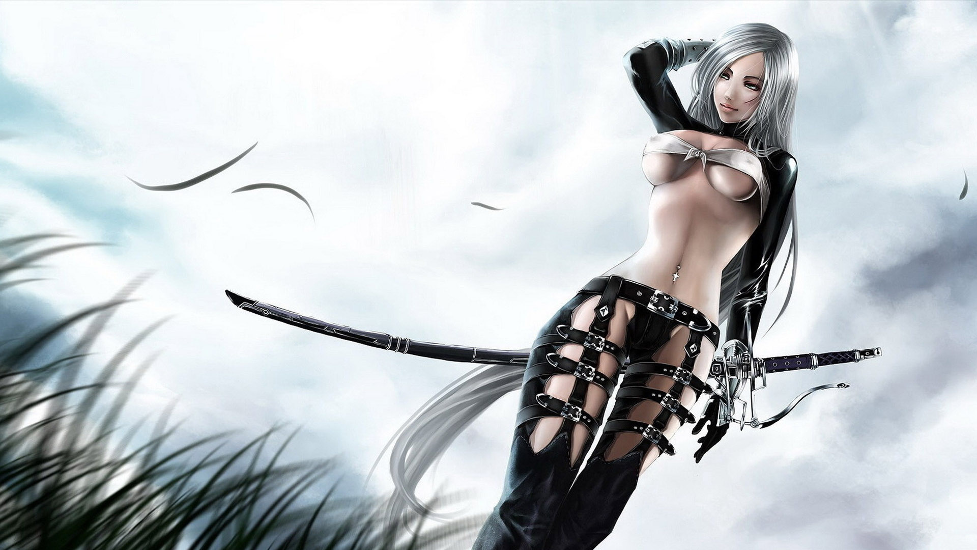 Manga warrior chick naked hd wallpaper naked videos