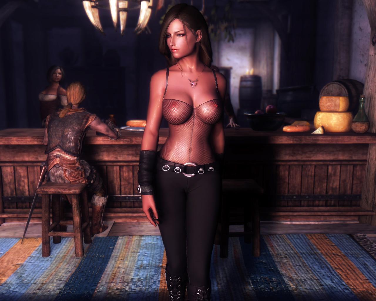 Серана skyrim секс 28 фотография