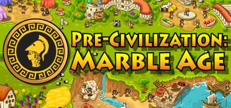 Pre civilization marble age