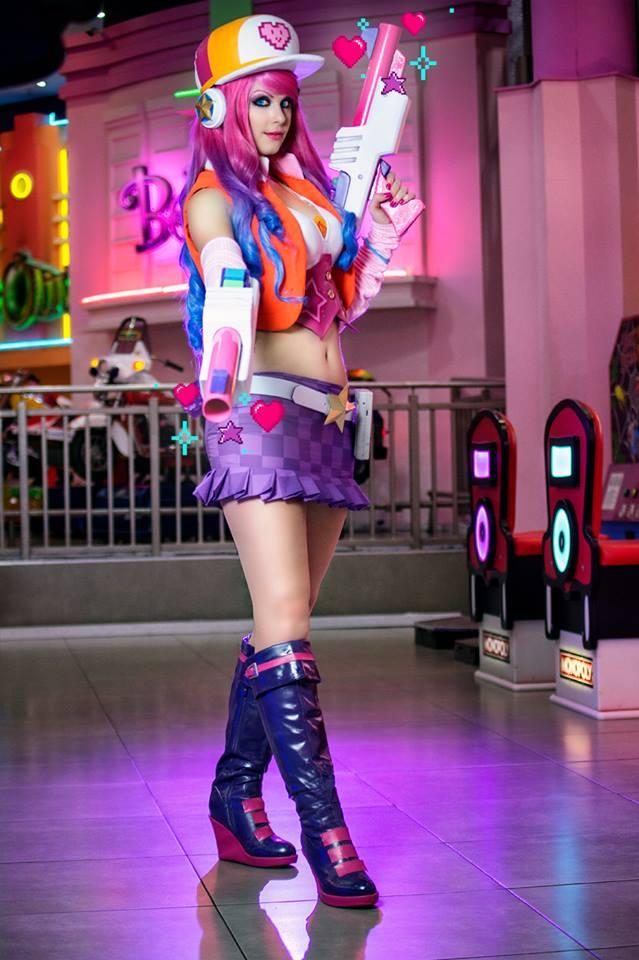 Arcade Miss Fortune  League of legends  XVIDEOSCOM