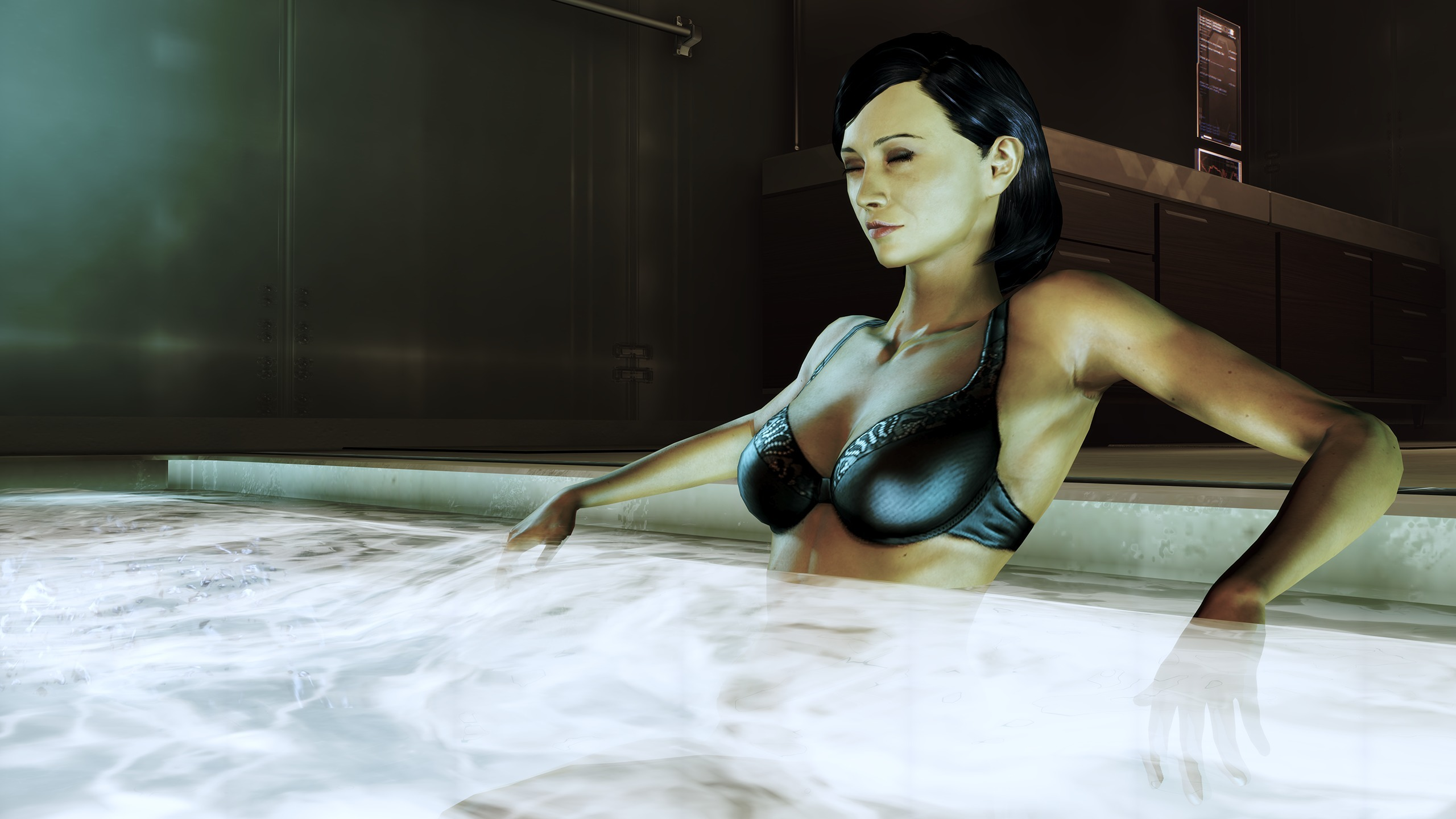 All the girls in masseffect 3d pics hentai videos