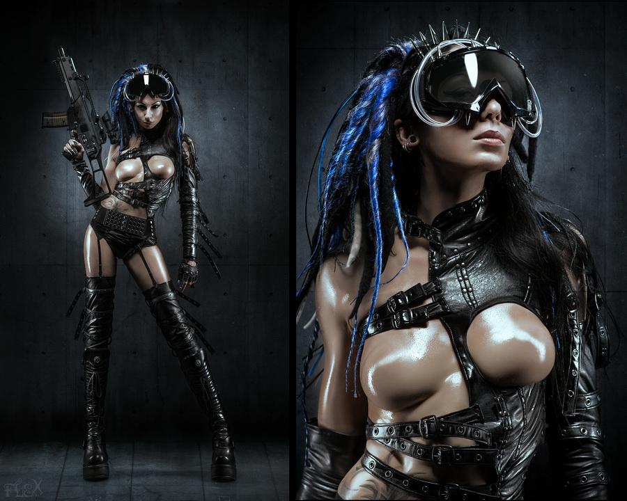порно cyberpunk
