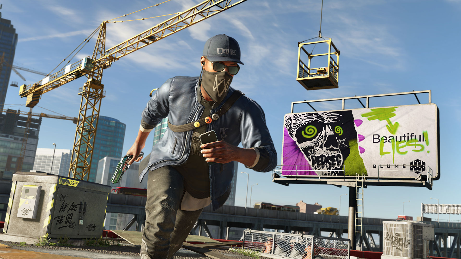 Watch Dogs 2 обои - Watch_Dogs 2