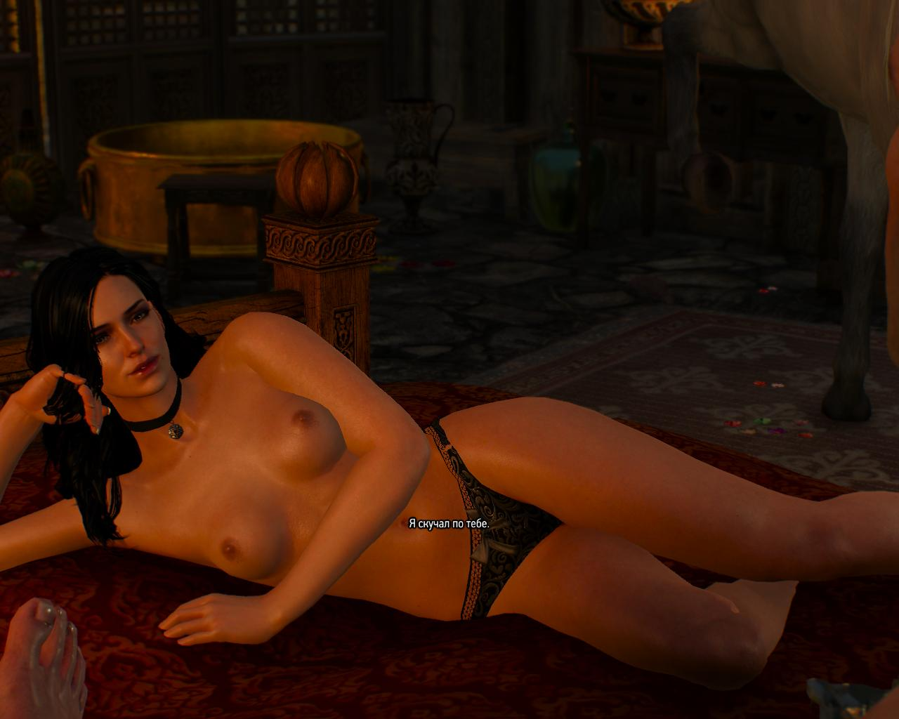 Witcher 3 sex video naked clip