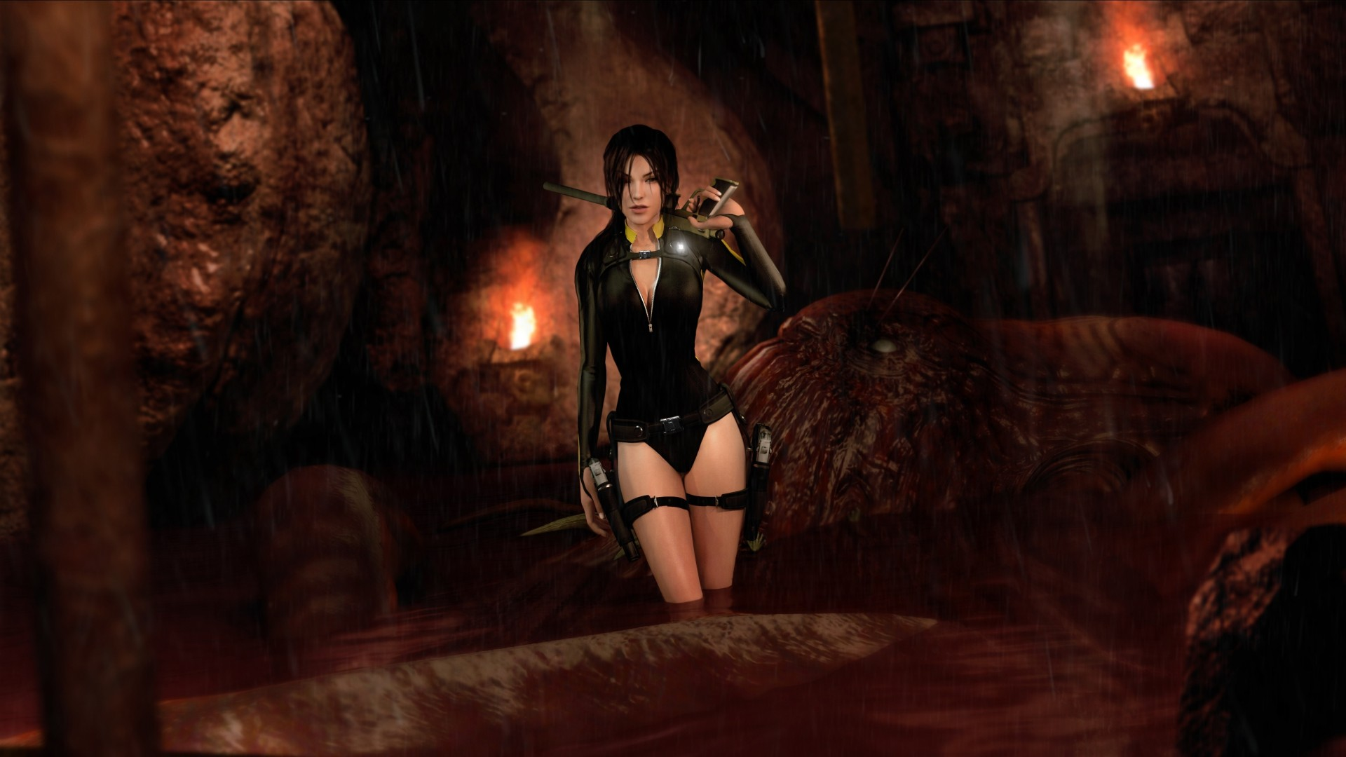 Lara croft tomb raider hentai naked clips