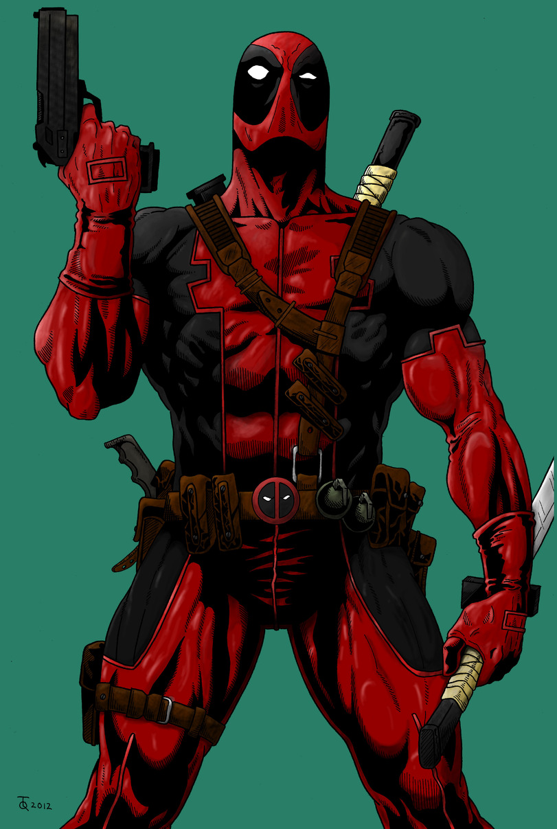 Crossbones vs deadpool