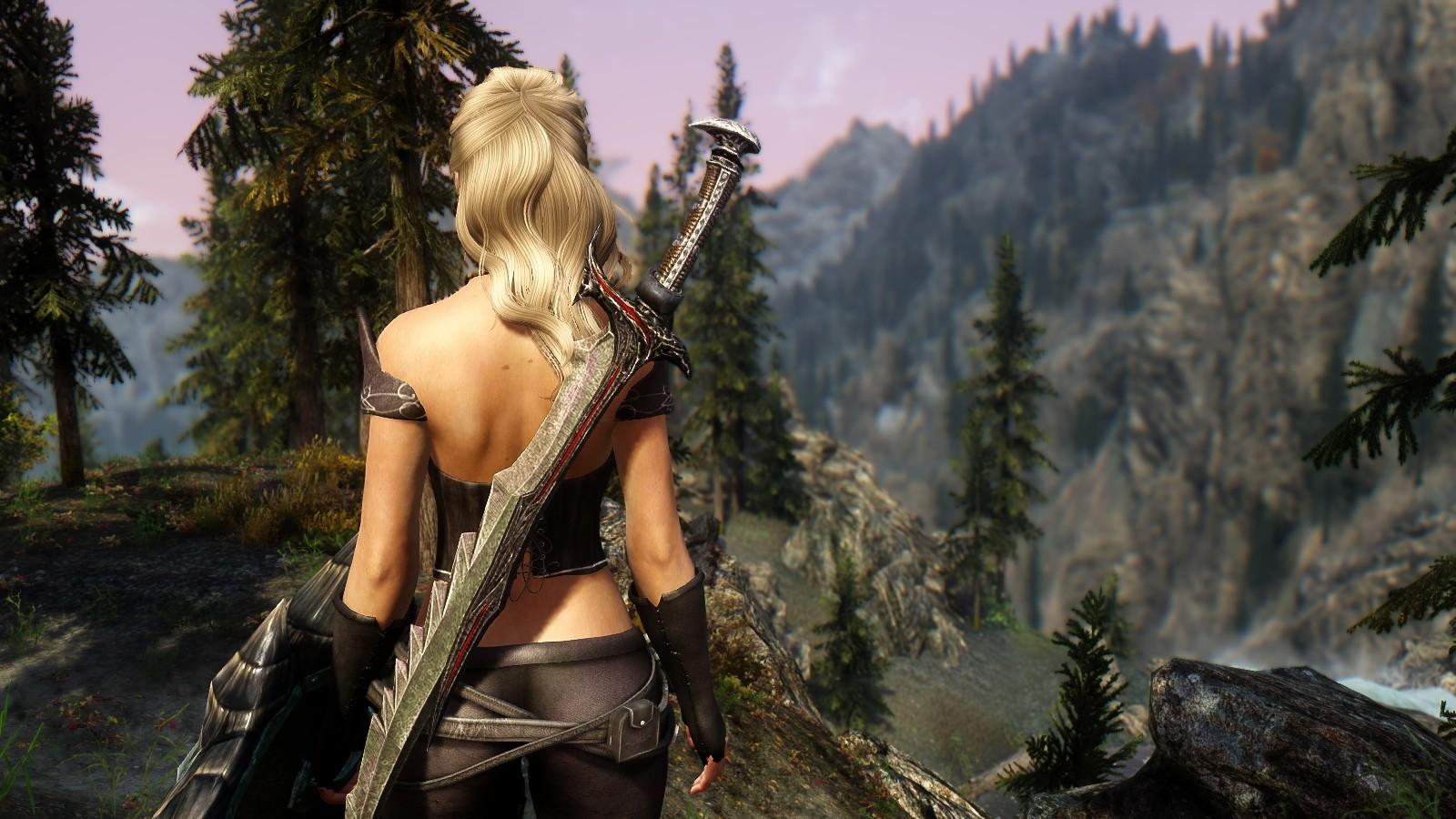Morrowind shemale nudes scene