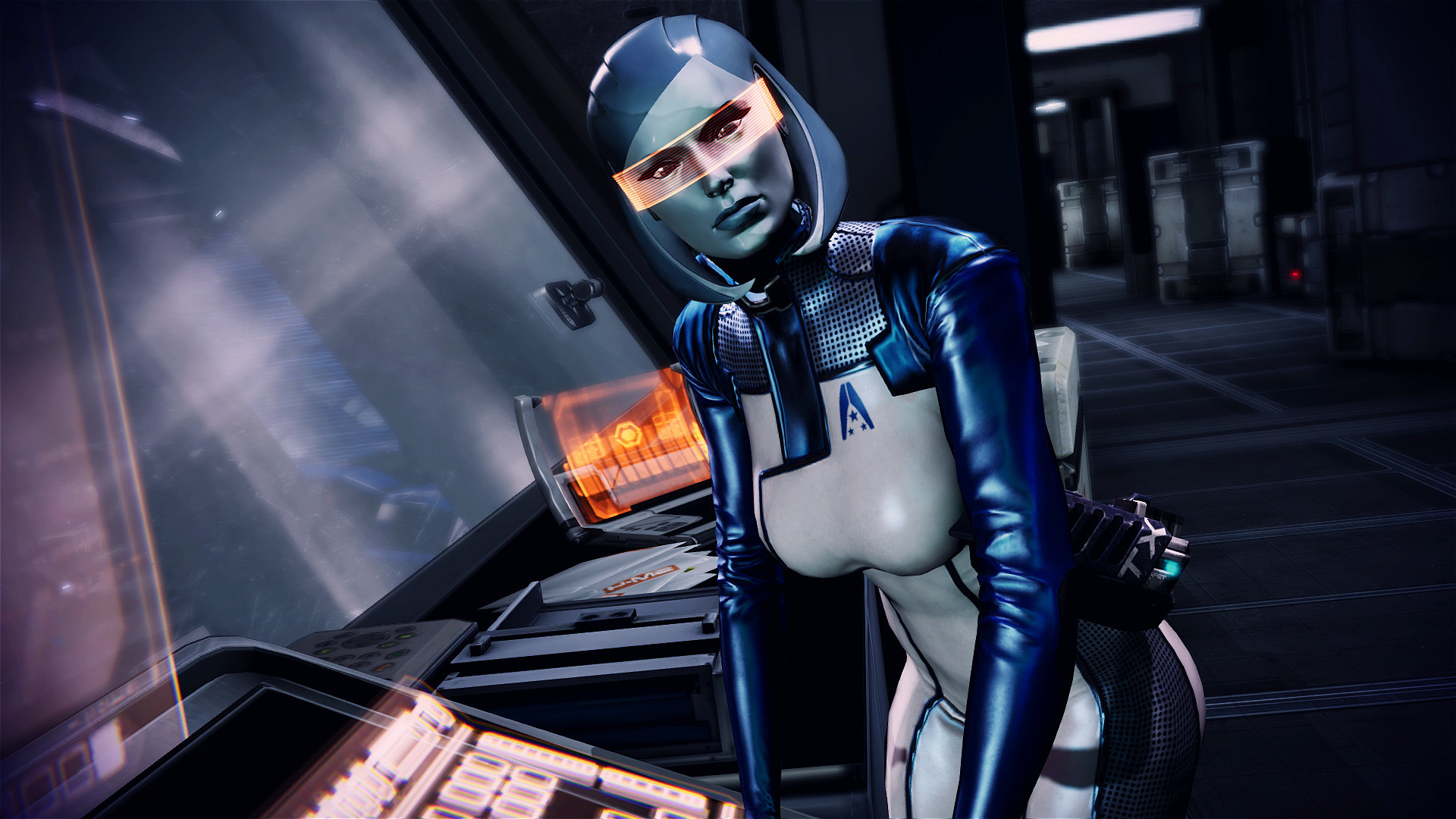 Mass effect robot porn naked photos