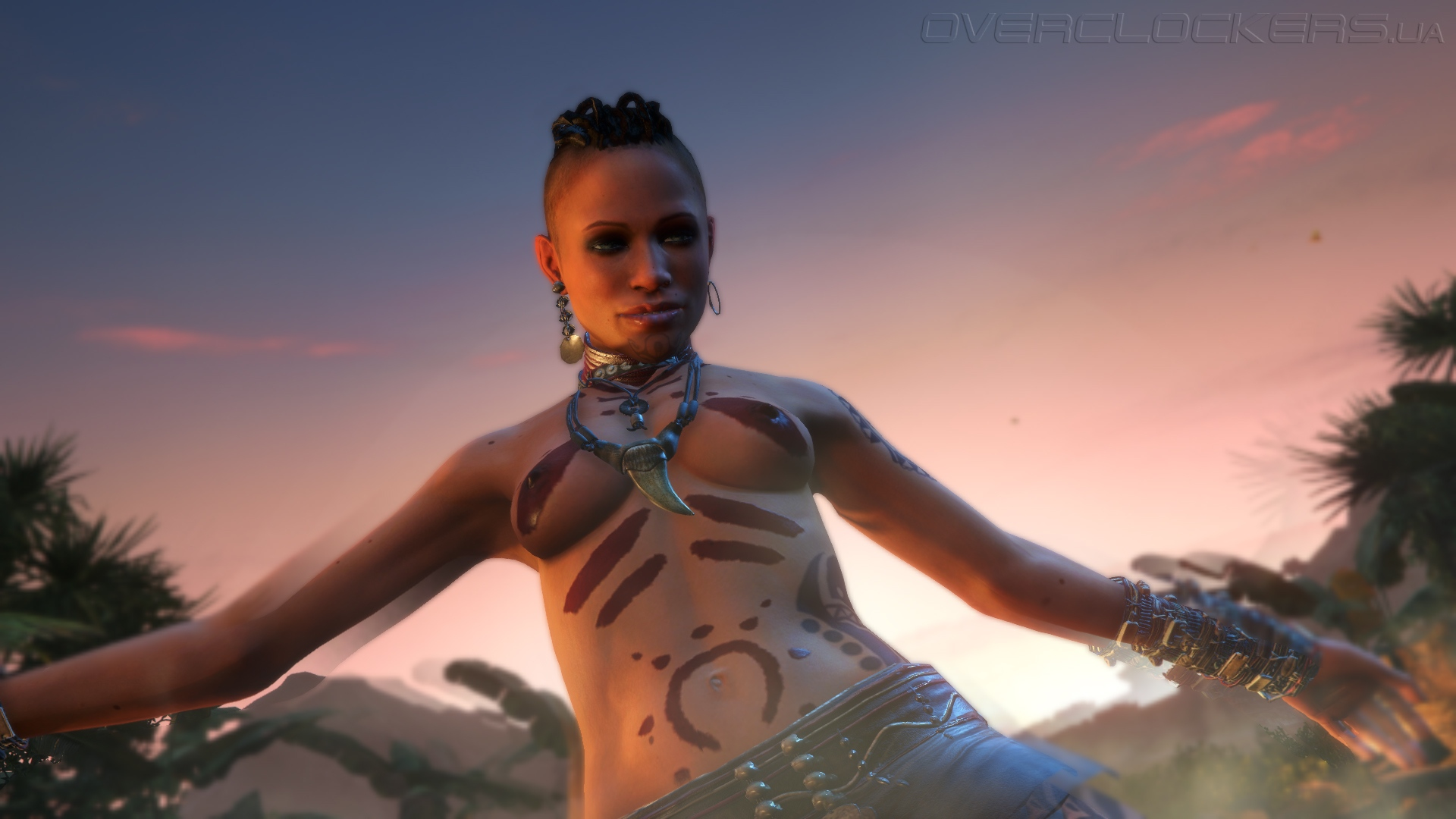 Nude mod para far cry sexual download