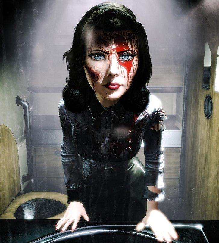 bioshock фото девушки