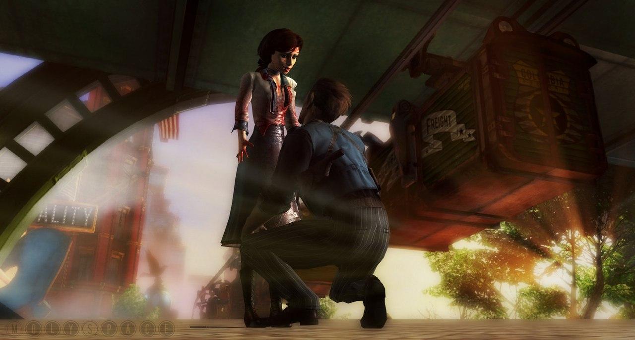 Bioschock infinite uncensored hentia film