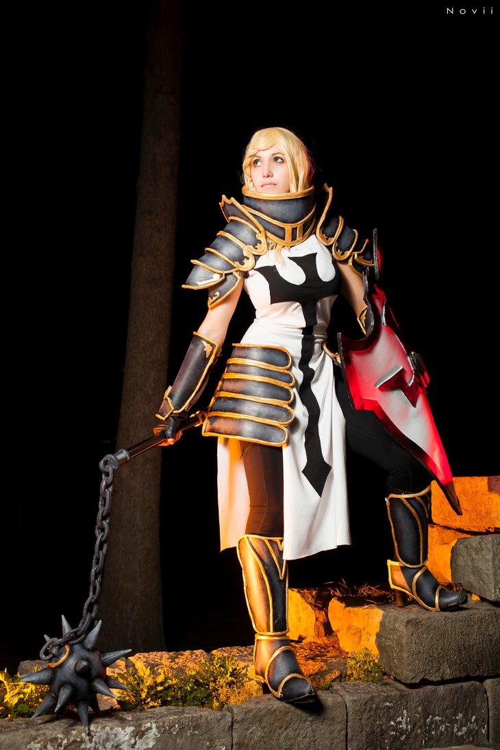Diablo 3 crusader female nude porncraft clips