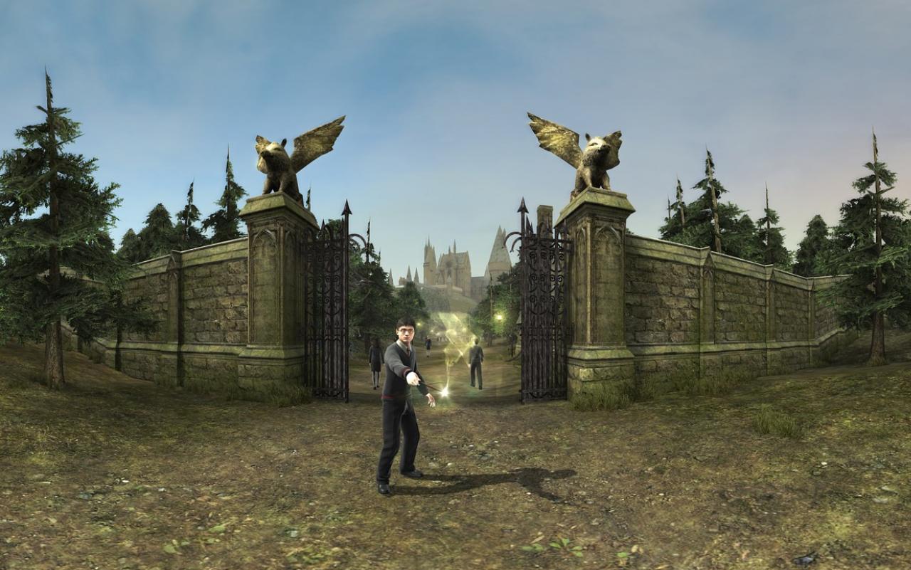 Игра гарри поттер принц полукровка 20 фотография