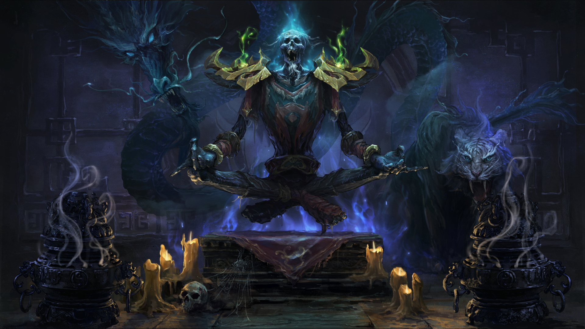 Undead wow art pron pic