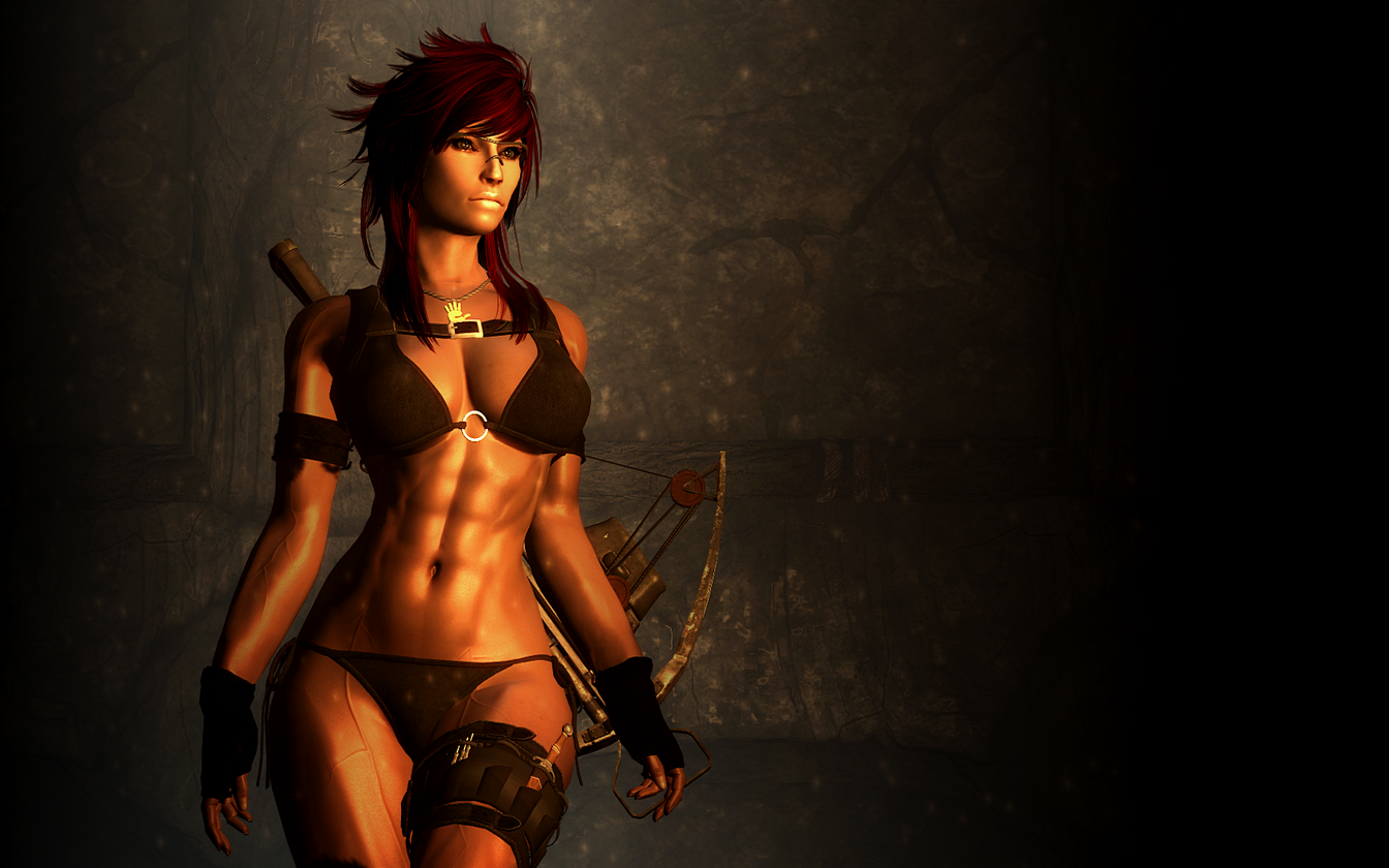 Vindictus nude skin mod download nackt classic babe