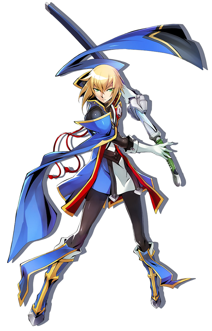 BlazBlue - BlazBlue: Chronophantasma BlazBlue, Персонаж