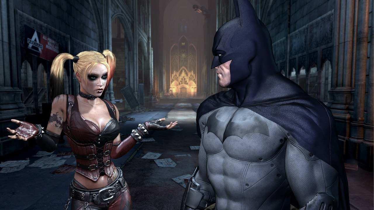 Batman arkham city sex gallerys porn scenes