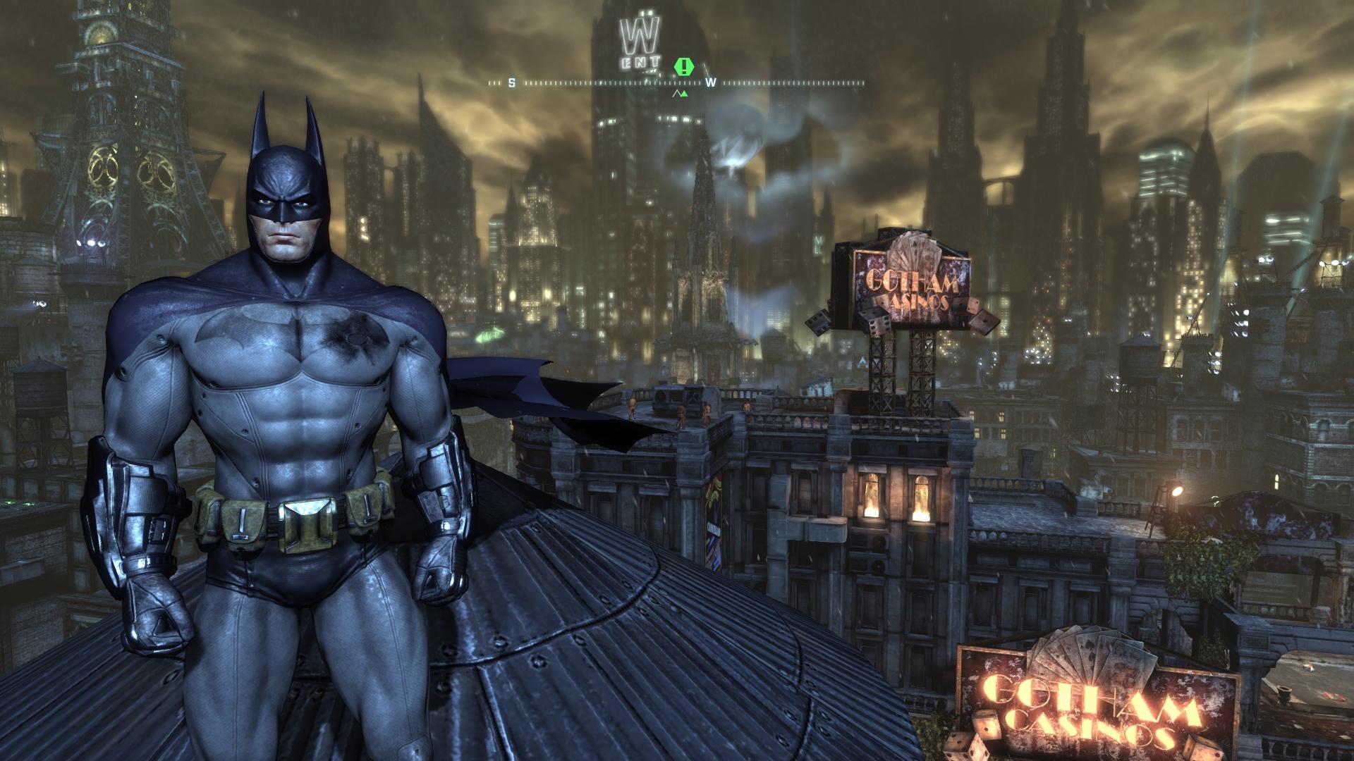 Batman arkham origins nude patch porn tits